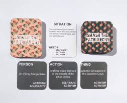 Smash the Patriarchy - A Feminist Card Game, 2016